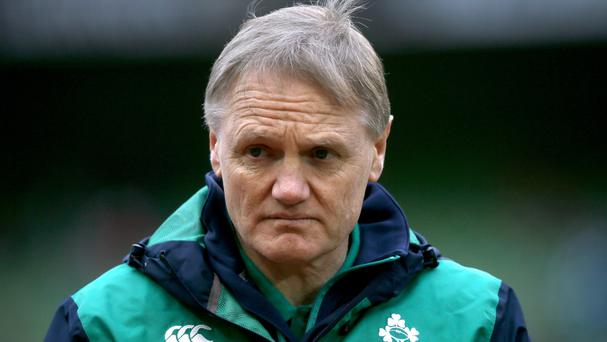 Ireland head coach Joe Schmidt is aware of the expectation surrounding the team following the defeat of New Zealand.