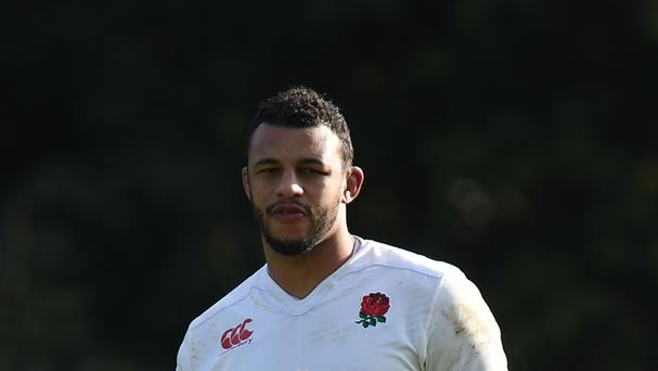Courtney Lawes is winning his fitness battle