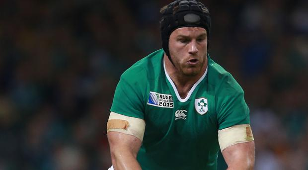 Ireland's Sean O'Brien says he would have been fit to play if selected in Chicago