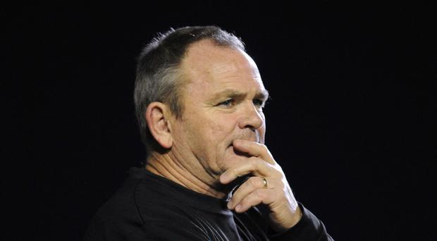 Mark Anscombe pits Canada against Ireland this weekend