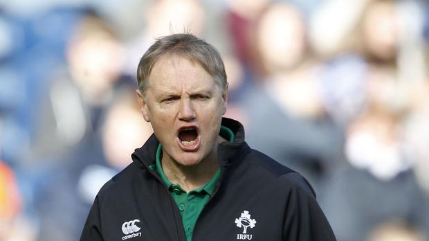 Ireland's head coach Joe Schmidt will not be touring with the Lions