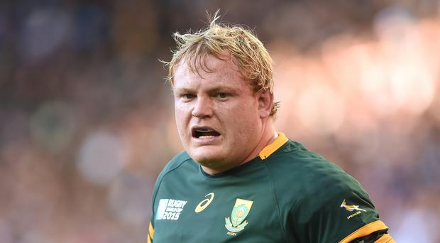 South Africa skipper Adriaan Strauss is unconcerned by Eddie Jones' jibe