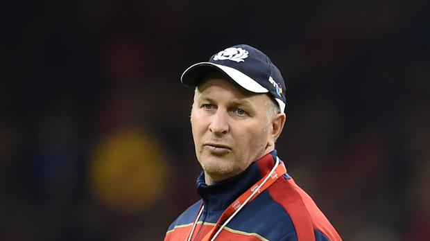 Jason O'Halloran, Scotland attack coach, reckons the Dark Blues have a number of contenders for the British and Irish Lions tour next year