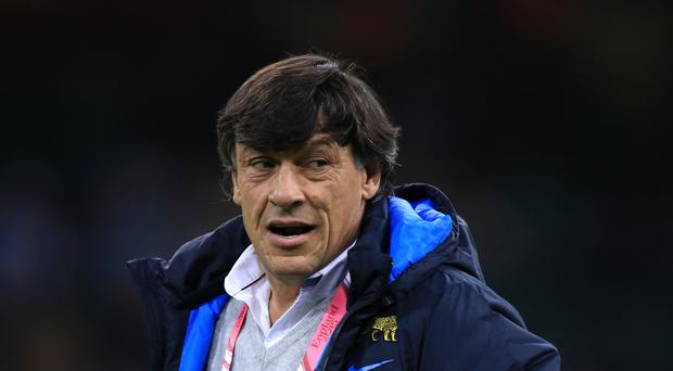 Argentina head coach Daniel Hourcade is wary of the threat Wales will pose in Saturday's clash at the Principality Stadium