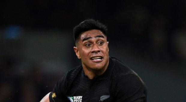 Malakai Fekitoa scored two tries in New Zealand's rout of Italy