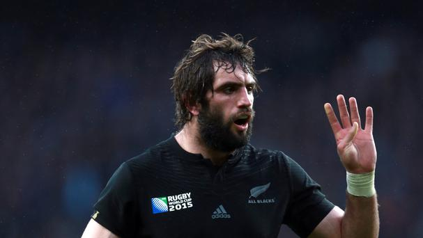 New Zealand are sweating on the fitness of Sam Whitelock ahead of their rematch with Ireland