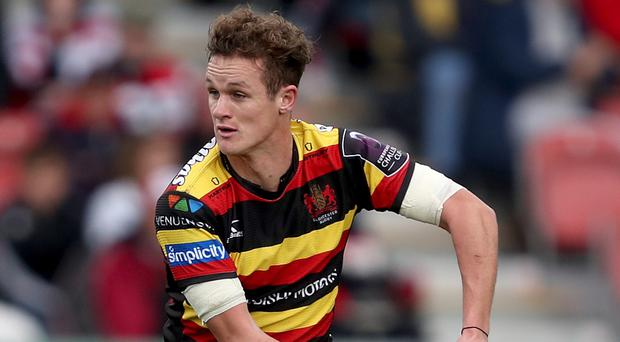 Gloucester fly-half Billy Burns has agreed a contract extension
