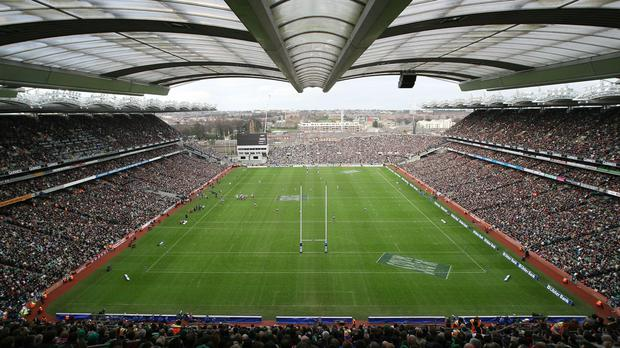 Ireland could play World Cup matches at Croke Park in 2023