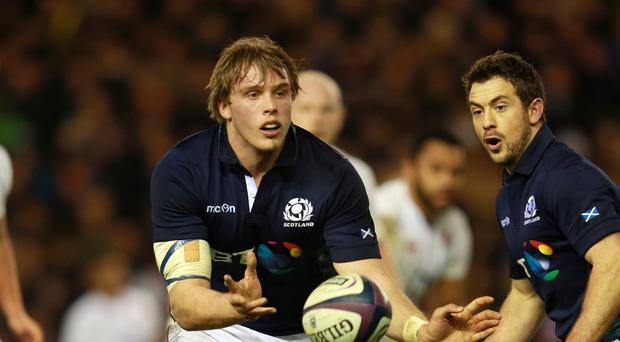 Scotland's Jonny Gray is wary of the dangers posed by Argentina