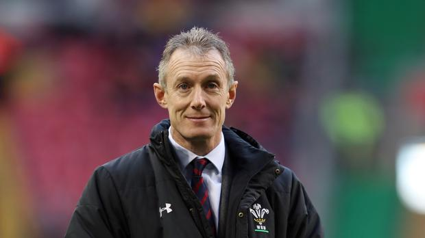 Wales' interim head coach Rob Howley has made 10 changes to the starting line-up for Saturday's Test match against Japan