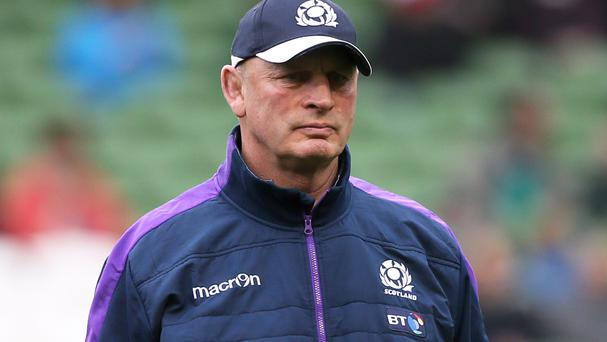 Vern Cotter has made four changes to his Scotland line-up