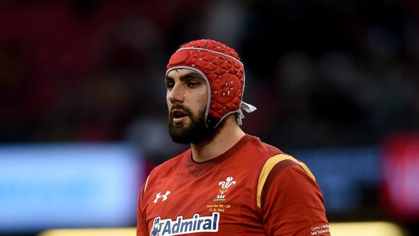 Lock Cory Hill is relishing being part of the Wales international set-up