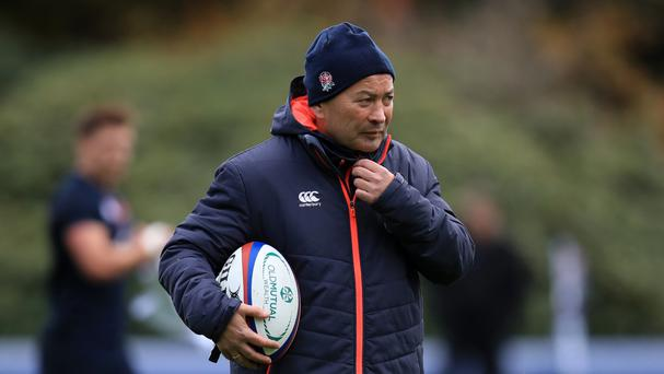 England head coach Eddie Jones does not impose a curfew on his players