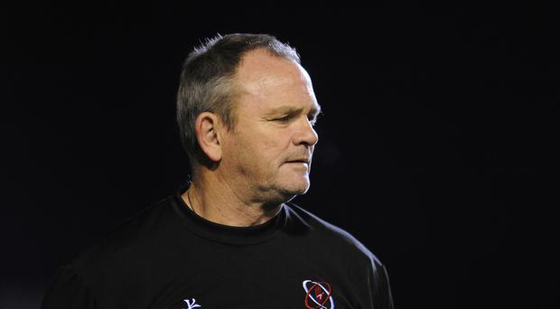 Mark Anscombe says the