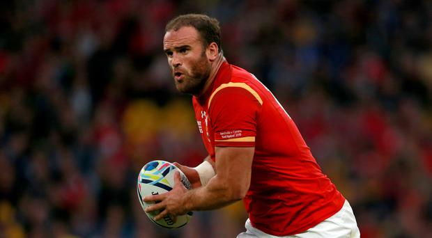 Jamie Roberts has been recalled to the Wales team for Saturday's clash against Japan in Cardiff