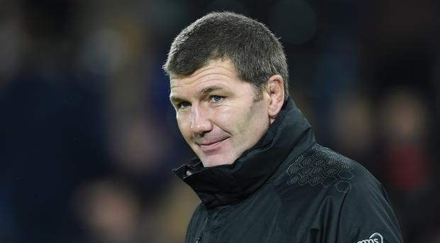 Rob Baxter is pleased with his side's improvement.
