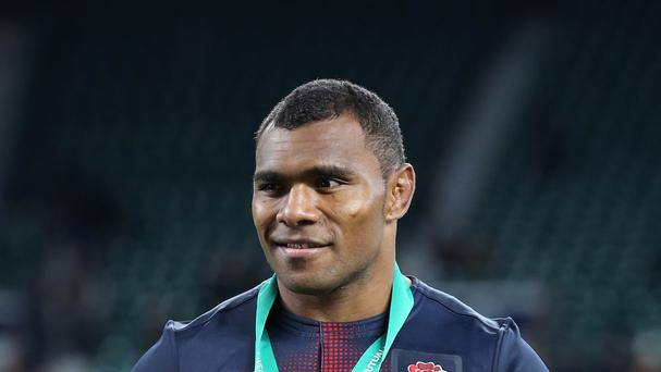 Semesa Rokoduguni was man of the match for England