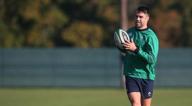 Conor Murray hailed Ireland's young bench