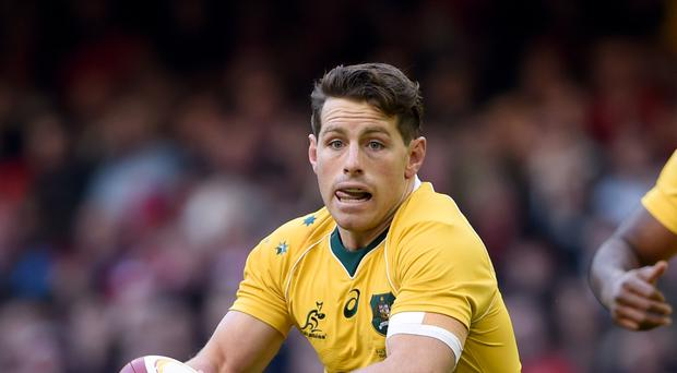 Bernard Foley scored 15 points as Australia beat France 25-23