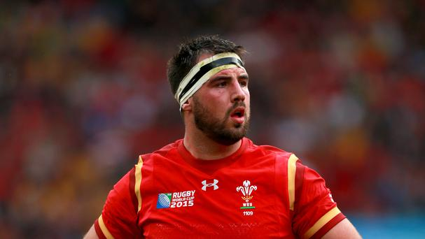 Wales hooker Scott Baldwin believes South Africa will be