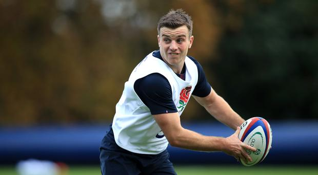 England fly-half George Ford was outstanding against Fiji