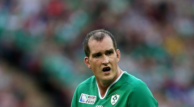Ireland's Devin Toner is keen to beat Australia and finish the autumn series on a high