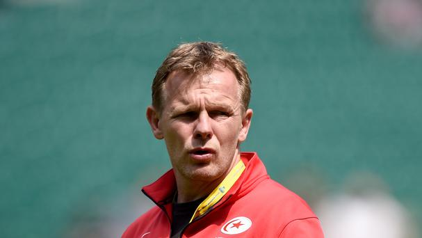 Mark McCall reserved praise for Saracens' senior players