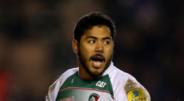 Manu Tuilagi is close to a return from injury