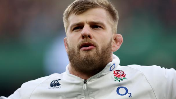 England's George Kruis could return from injury against Argentina