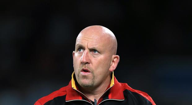 Defence coach Shaun Edwards has backed under-fire Wales boss Rob Howley following the narrow 33-30 victory over Japan.
