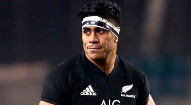 Under scrutiny: Malakai Fekitoa's tackle was very high