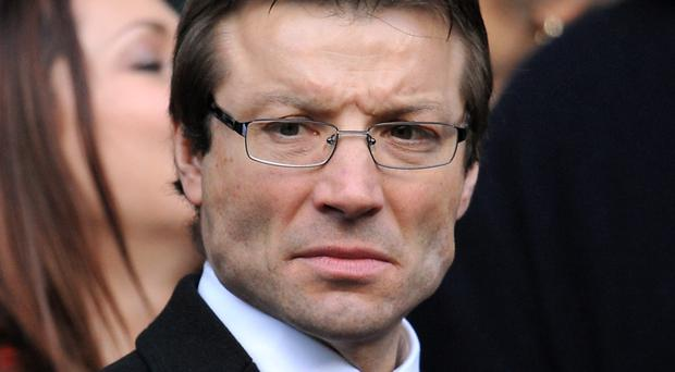 Rob Andrew will become Sussex chief executive in January