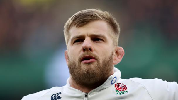 George Kruis is ready to return for England against Argentina