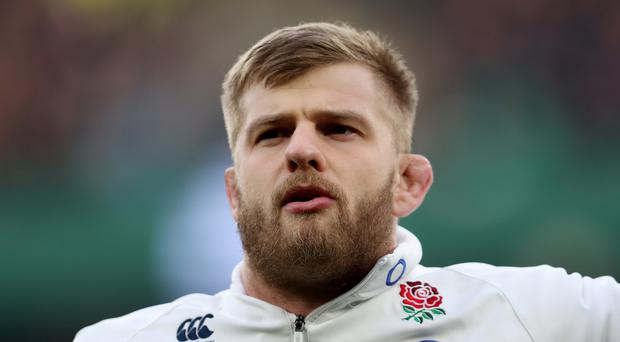 George Kruis returns for England against Argentina