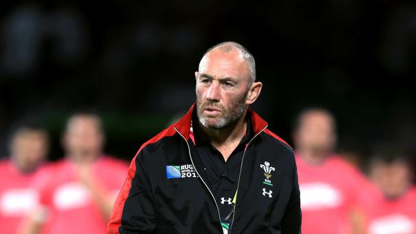 Robin McBryde wants Wales to end their autumn campaign in style against South Africa on Saturday