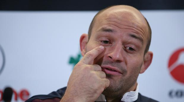 Ireland captain Rory Best will win his 100th cap against Australia