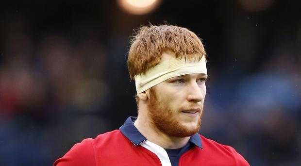 Rob Harley would bot be surprised if Georgie caused an upset by beating Scotland on Saturday