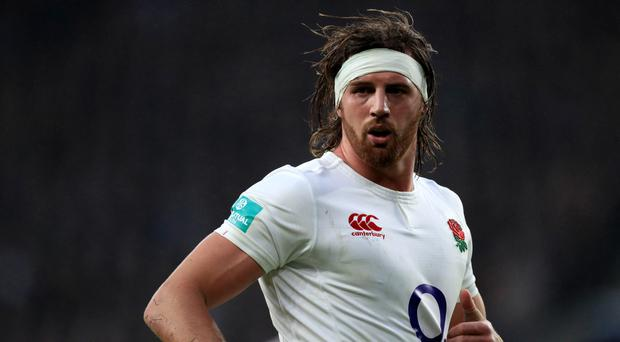 England's Tom Wood is wary of Argentina's passion