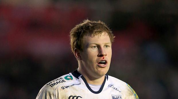 Rhys Patchell, the former Cardiff Blues fly-half, kicked 10 points for the Scarlets