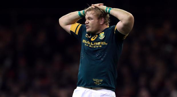 South Africa skipper Adriaan Strauss has delivered an honest assessment of the Springboks' struggle this year