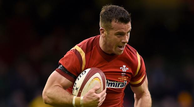 Wales scrum-half Gareth Davies is relishing the prospect of this season's Six Nations campaign