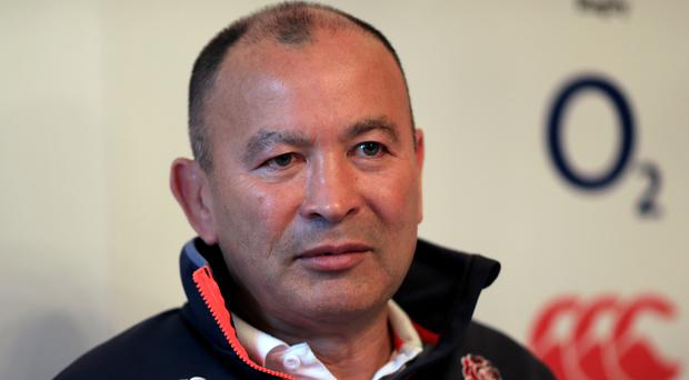 Eddie Jones wants England to be shown respect by Australia's media
