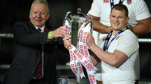 Six Nations to introduce bonus points system from 2017