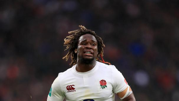 Marland Yarde will start on the wing for England against Australia