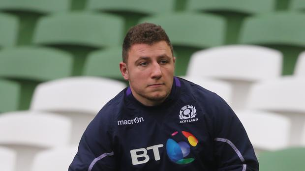 Duncan Weir is back in action for Edinburgh