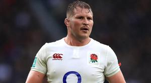 England captain Dylan Hartley will win his 79th cap on Saturday
