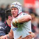Luke Marshall has demanded Ulster up their game against Cardiff Blues