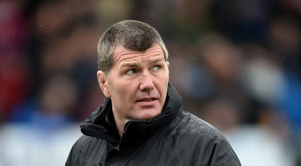 Rob Baxter's Exeter failed to clinch a fourth try that would have meant a five-point haul
