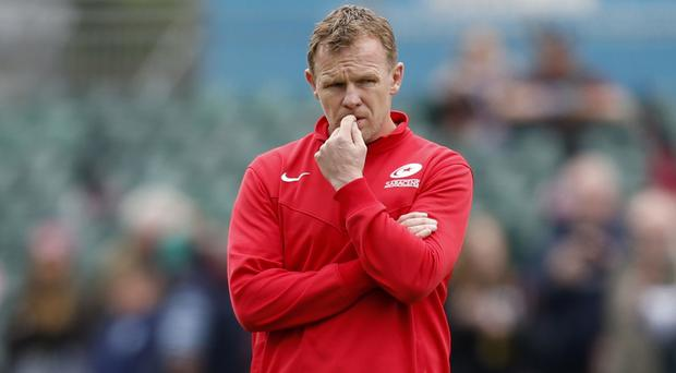 Mark McCall was left to reflect on a rare defeat for Saracens