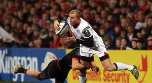 Ruan Pienaar guided Ulster to victory